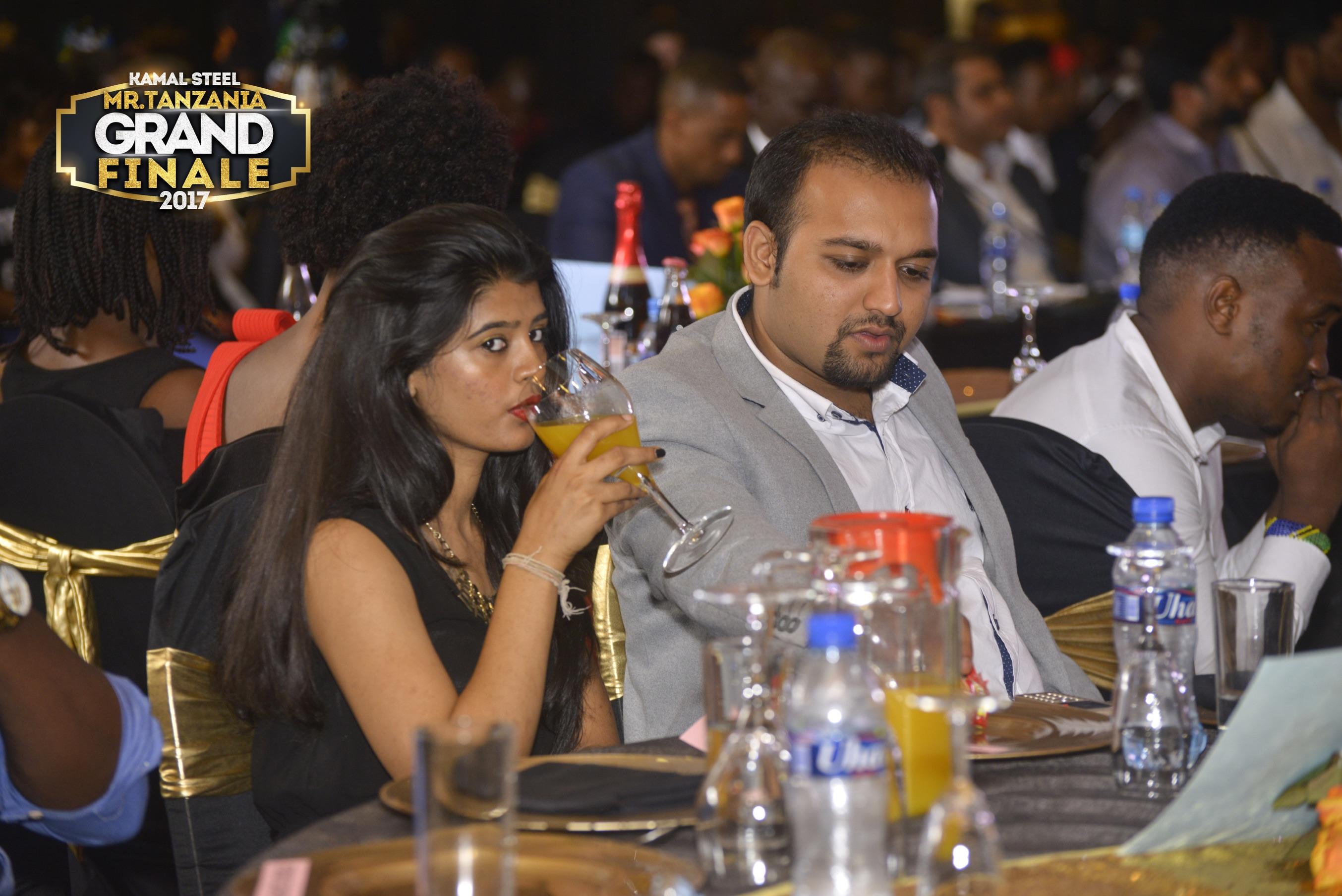 Mr.Kishen from Steps Entertainment