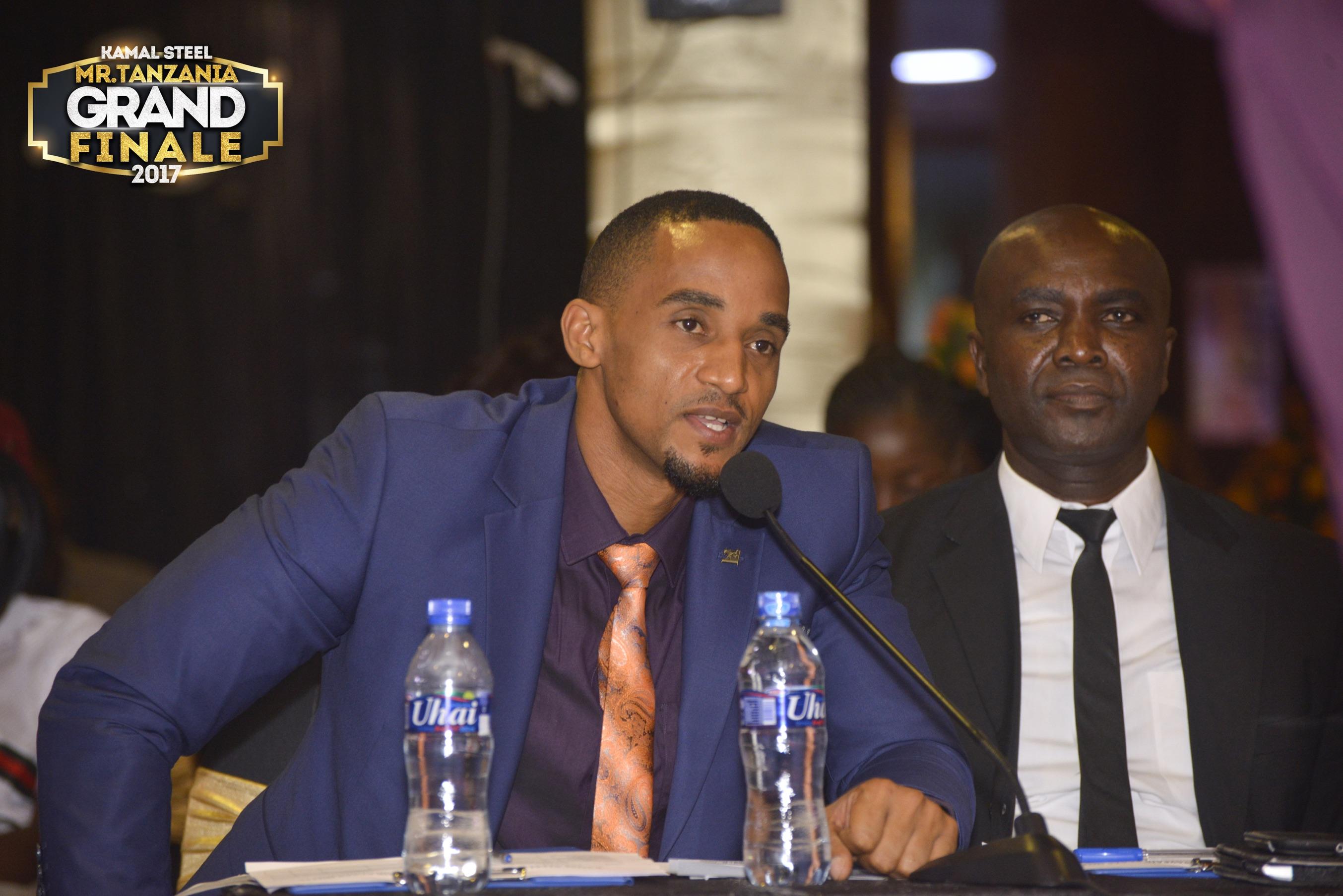 Mr. Tanzania Judge-Bashir Iusendela