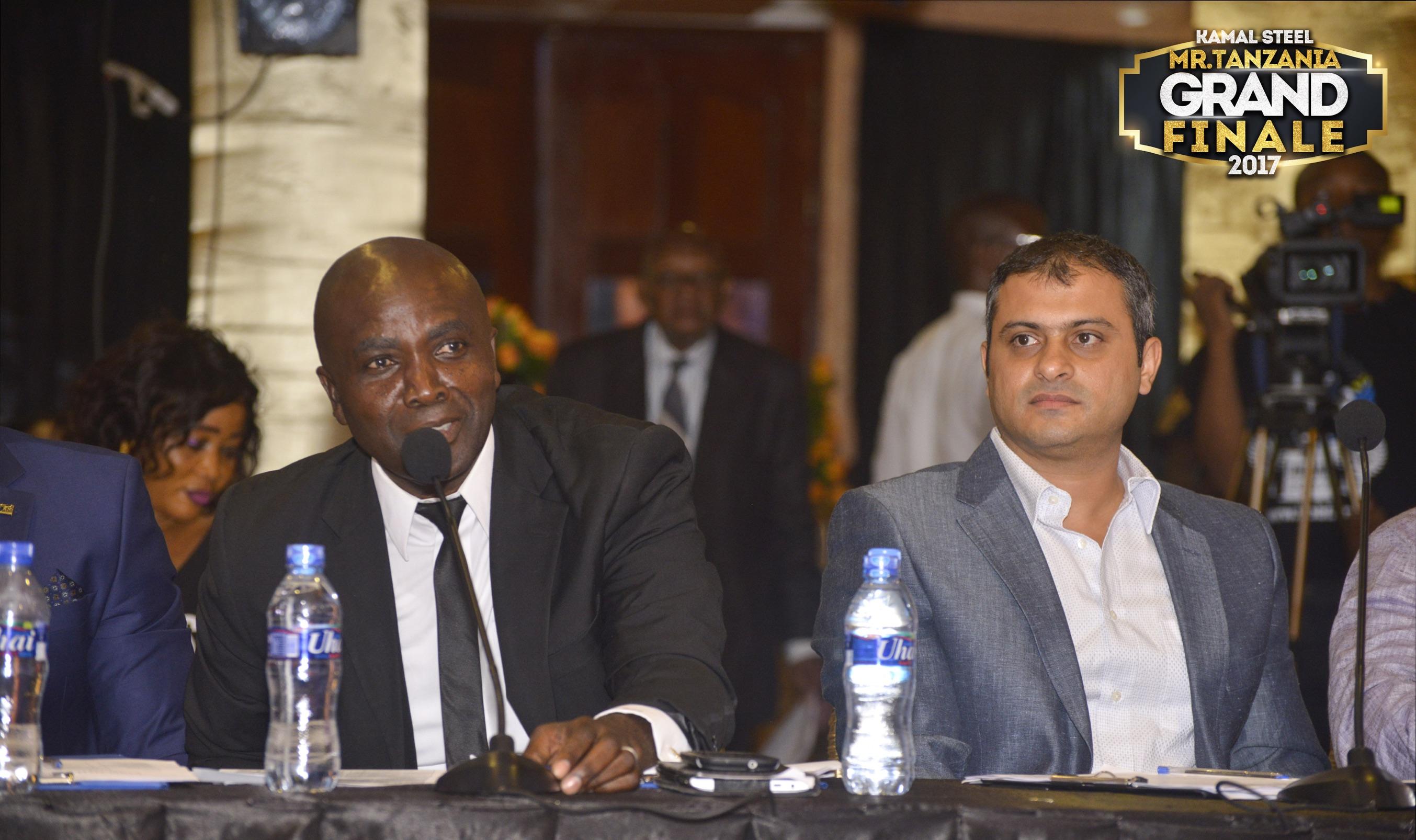 Mr. Tanzania Judges